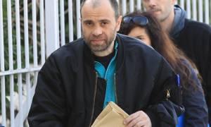 Μαζιώτης: Στα χρόνια της ποινής μου προσθέστε άλλα… τρία