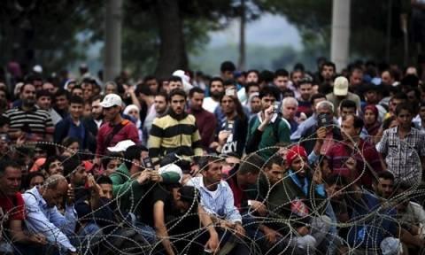 Συνάντηση των αρχηγών της Αστυνομίας Ελλάδας και Σκοπίων για το προσφυγικό