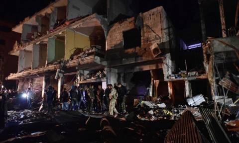 Φονική επίθεση στην Δαμασκό λίγο πριν την εκεχειρία