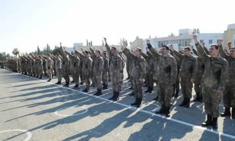 Μείωση της στρατιωτικής θητείας στην Κύπρο