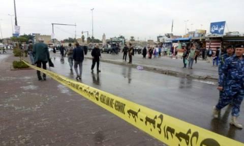 Διπλή αιματηρή επίθεση αυτοκτονίας σε σιιτικό τέμενος στη Βαγδάτη
