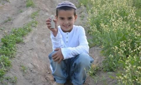 Ισραήλ: 7χρονος έπαιζε με φίλους του και ανακάλυψε αγαλματίδιο… 3.400 ετών!