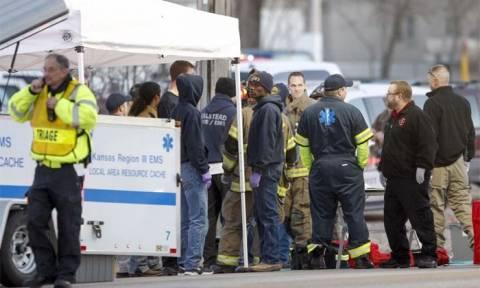 Μακελειό στο Κάνσας: Ένοπλος σκότωσε τρεις ανθρώπους και τραυμάτισε 14 (video)
