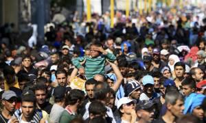 Η Γερμανία «έχασε» 130.000 καταγεγραμμένους πρόσφυγες