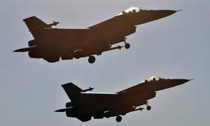 Σαουδαραβικά πολεμικά αεροσκάφη έφτασαν στην Τουρκία