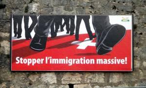Ελβετία: Απέλαση αλλοδαπών για οποιοδήποτε αδίκημα