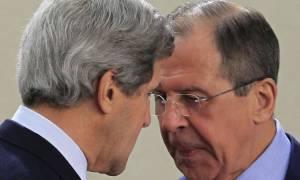 Τηλεφωνική συνομιλία Λαβρόφ-Κέρι για την εκεχειρία στη Συρία