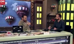 «Ο Τσίπρας είναι ψεύτης» - Συνέντευξη - βόμβα του Αντώνη Κανάκη στο Cnn.gr