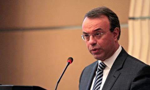 Σταϊκούρας – ΝΔ: Να αφήσει η κυβέρνηση τις ιδεοληψίες και να κάνει αποκρατικοποιήσεις