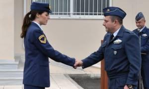 Τελετή αποφοίτησης Υπαξιωματικών της Πολεμικής Αεροπορίας (pics)