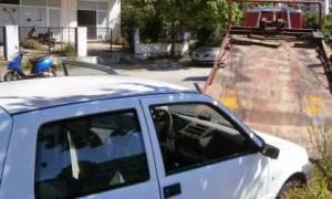 Δήμος Βόλου: Μαζεύει...τα εγκαταλελειμμένα οχήματα