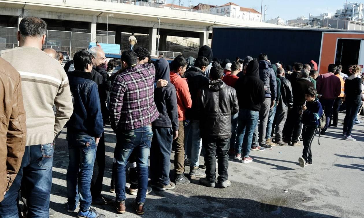 Προσφυγικό: Έκτακτα μέτρα από το Υπουργείο Υγείας στο λιμάνι του Πειραιά