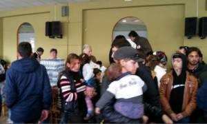 Ο Ελληνικός Ερυθρός Σταυρός στη Λαμία για τη στήριξη προσφύγων και μεταναστών