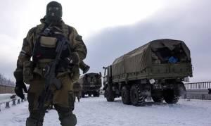 Ανώτατοι Ρώσοι αξιωματικοί αναλαμβάνουν την διοίκηση του στρατού της Νέας Ρωσίας