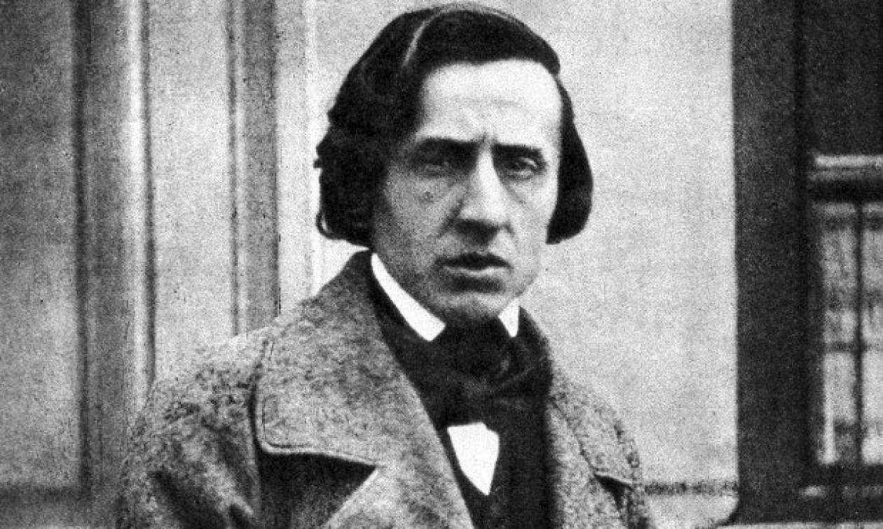 Σαν σήμερα το 1810 γεννήθηκε ο Γαλλο-Πολωνός συνθέτης Φρεντερίκ Σοπέν
