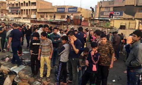 Ιράκ: Νέα φονική επίθεση αυτοκτονίας στη Βαγδάτη