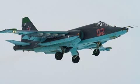 Συνετρίβη ρωσικό μαχητικό – Νεκρός ο πιλότος