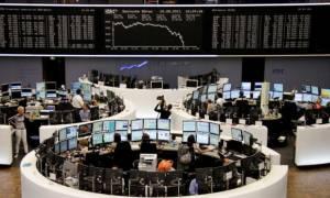 Άνοιγμα με πτώση για τα ευρωπαϊκά χρηματιστήρια