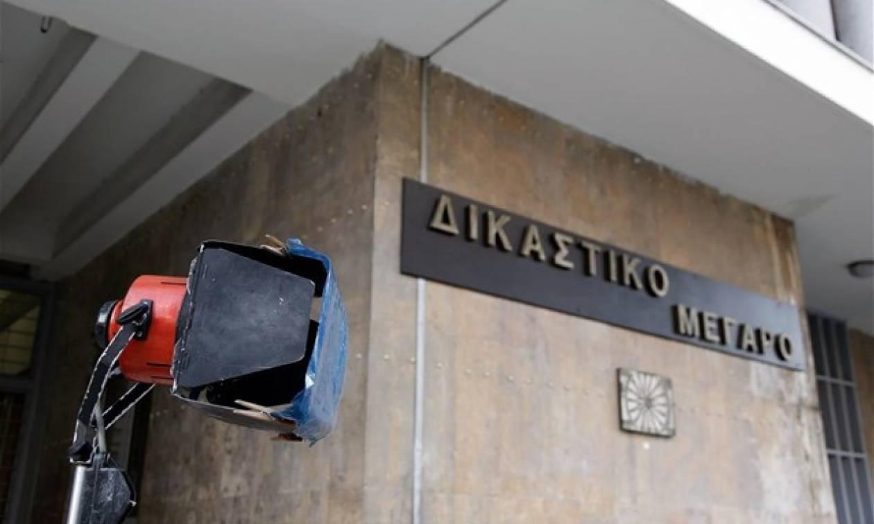 Ασφαλιστικό: Συμβολικός αποκλεισμός του δικαστικού Μεγάρου Θεσσαλονίκης από δικηγόρους