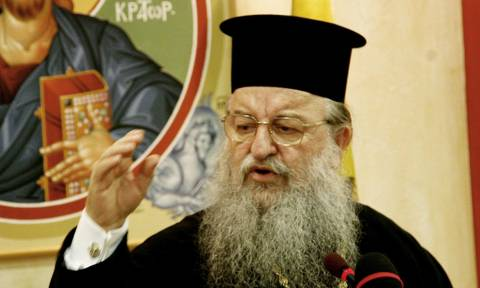Έξαλλος ο Μητροπολίτης Θεσσαλονίκης για την απαγόρευση ομιλιών ιερέων στα σχολεία! (video)