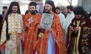 Ιερό λείψανο του Αγ. Νεκταρίου στη Ρουμανία