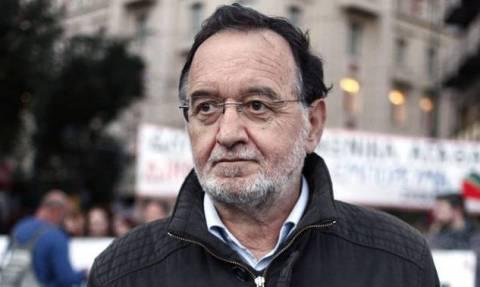 Λαφαζάνης: Πρόβα μνημονιακής οικουμενικής κυβέρνησης το συμβούλιο αρχηγών