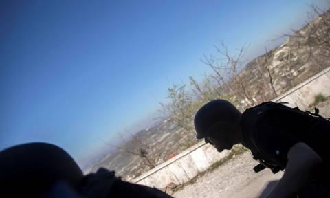 Έλληνας δημοσιογράφος κινδύνευσε να σκοτωθεί στη Συρία από όλμους (video)
