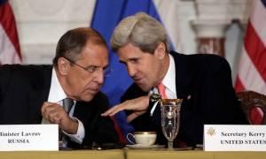 Λαβρόφ και Κέρι τόνισαν την ανάγκη συνεργασίας Ρωσίας και ΗΠΑ για την εκεχειρία στη Συρία