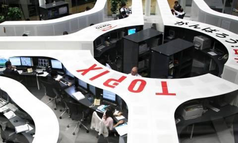 Ανοδικό το ξεκίνημα στο χρηματιστήριο της Ιαπωνίας