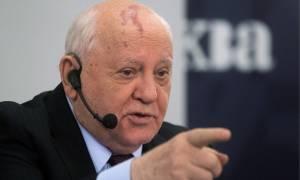 Михаил Горбачев отмечает 85-летие