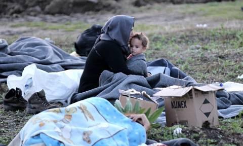 Προσφυγικό: Οδοιπορικό του Newsbomb.gr στην Ειδομένη
