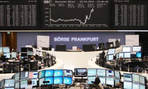 Ανοδικά ξεκίνησαν οι ευρωαγορές