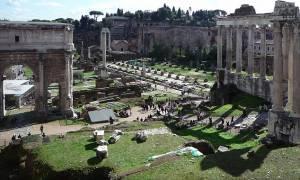 Εντυπωσιακό βίντεο: Έτσι ήταν η αρχαία Ρώμη