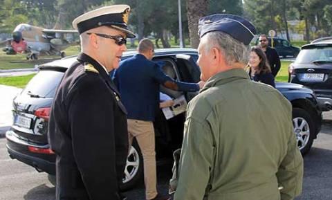 Συνάντηση του Διοικητή της 115ΠΜ με στρατιωτικούς ΑΚΑΜ Βραζιλίας, Αγγλίας, Ν. Ζηλανδίας (pics)