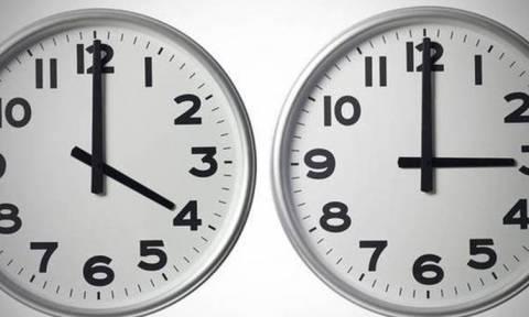 Θερινή ώρα: Πότε θα γυρίσουμε τα ρολόγια μία ώρα μπροστά