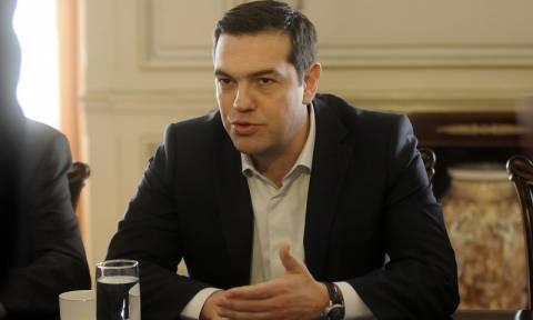Τσίπρας: Η Ελλάδα και ο ελληνικός λαός καταφέρνουν να αναδείξουν το ανθρώπινο πρόσωπο της Ευρώπης