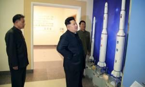 Με εκτόξευση βλημάτων μικρού βεληνεκούς «απάντησε» η Βόρεια Κορέα στις κυρώσεις του ΟΗΕ