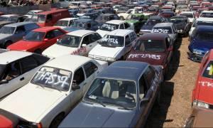 Σχεδιάζεται παράταση της απόσυρσης αυτοκινήτων