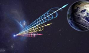 Ανιχνεύτηκαν για πρώτη φορά «εκρήξεις» ραδιοκυμάτων μυστηριώδους προέλευσης
