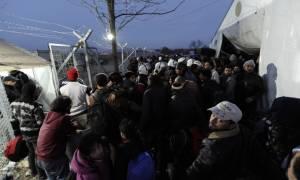 Ειδομένη: Άνοιξε η ουδέτερη ζώνη Ελλάδας – Σκοπίων