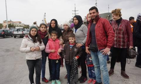 Λέσβος: Συγκλονίζει η ιστορία της Ντόνια από την Συρία που έχασε τα πέντε της παιδιά!