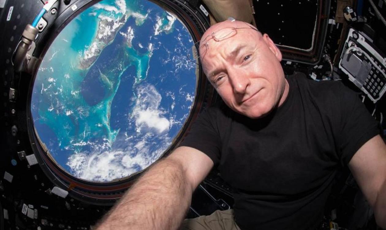 Σκοτ Κέλι: Ο αστροναύτης της NASA γύρισε από το διάστημα πέντε πόντους ψηλότερος!