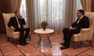 Προσφυγικό: Το tweet του Ντόναλντ Τουσκ για τη συνάντηση με τον Τσίπρα