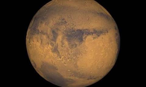 Τεράστιες εκρήξεις ηφαιστείων «έγειραν» τον Άρη και μεταμόρφωσαν το πρόσωπό του