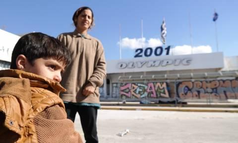 SOS για τους πρόσφυγες από το Μητροπολιτικό Κοινωνικό Ιατρείο Ελληνικού