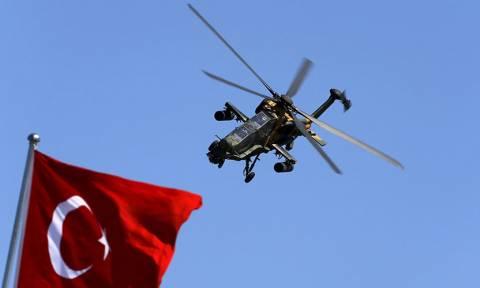 Ιράκ: Οι Κούρδοι ισχυρίζονται πως κατέρριψαν Τουρκικό ελικόπτερο (vid)