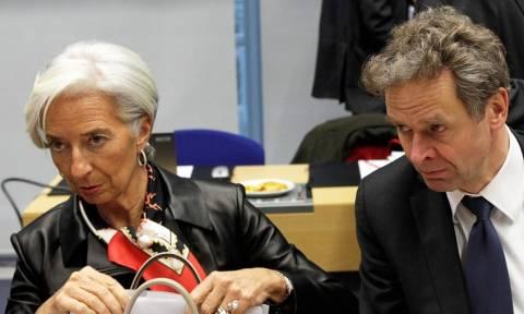 Eurogroup: Τόμσεν αντί Λαγκάρντ στη συνεδρίαση της Δευτέρας