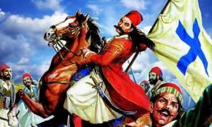 Σαν σήμερα το 1827 ο Καραϊσκάκης νικάει τις δυνάμεις του Κιουταχή στο Κερατσίνι