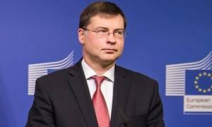 Ντομπρόβσκις: Η Κύπρος εφάρμοσε με αποφασιστικότητα την οικονομική προσαρμογή