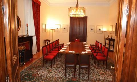 Συμβούλιο πολιτικών αρχηγών LIVE: Λεπτό προς λεπτό η συνάντηση υπό τον Πρόεδρο της Δημοκρατίας